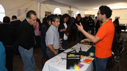 Prepara Metepec feria de empleo, la primera del año