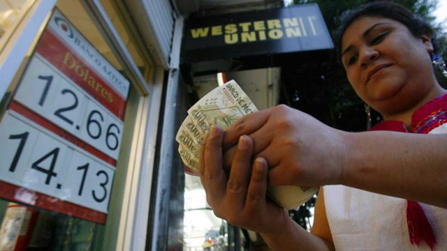De Estados Unidos proviene 95 por ciento de remesas que ingresan a México