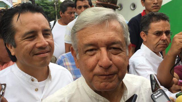 López Obrador negoció con Duarte