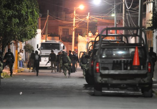 Buscan a responsable del triple asesinato en Ecatepec