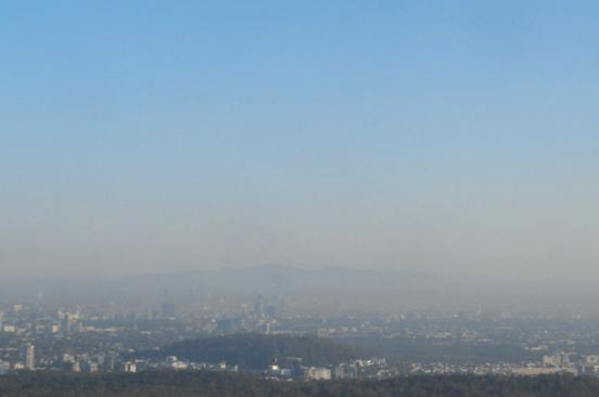 Contingencia ambiental, Ecatepec con 153 puntos Imeca