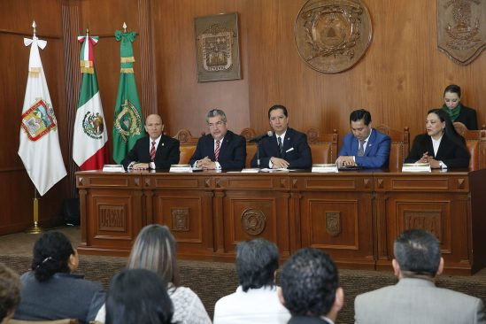 Buscará UAEM romper nuevamente tope salarial: Jorge Olvera