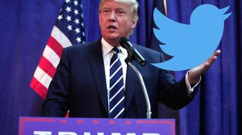 ¿Por qué no votaron?, dice Trump a manifestantes