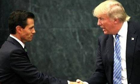 Enrique Peña y Trump se reunirán el próximo 31 de enero