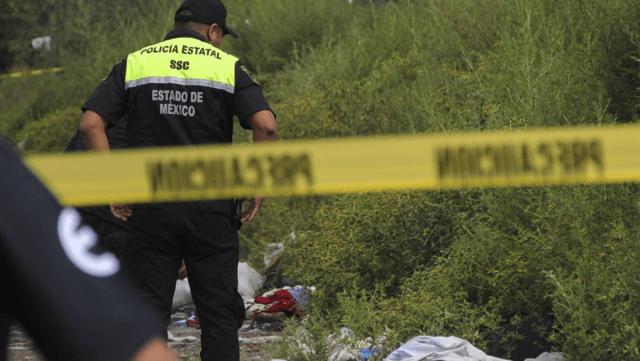 Estado de México el primer lugar en delitos de alto impacto