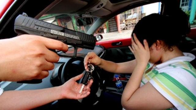 Aumenta el numero de robo de autos en la Ciudad de México