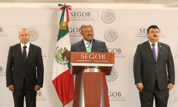 Más de mil 500 detenidos por saqueos, asegura Segob