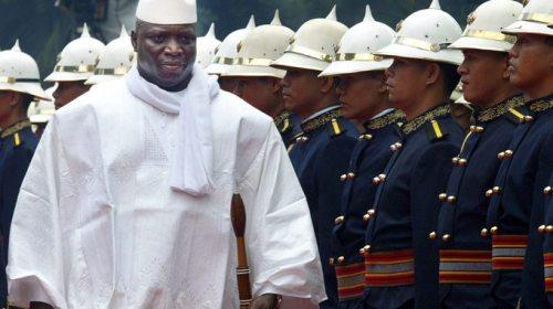 Expresidente de Gambia se robo el m´s de 11 millones de dolares