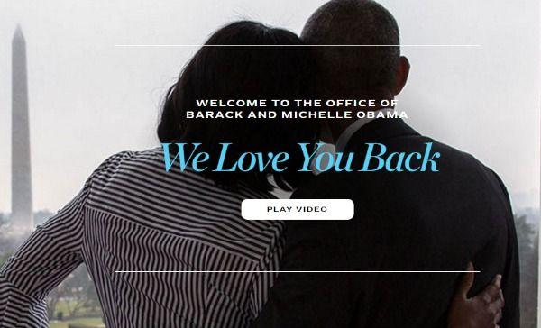 Los Obama ya tienen nueva oficina