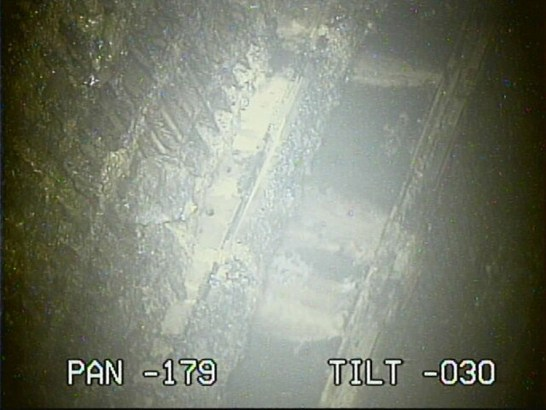 Robot no resiste los altos niveles de radiación en Fukushima
