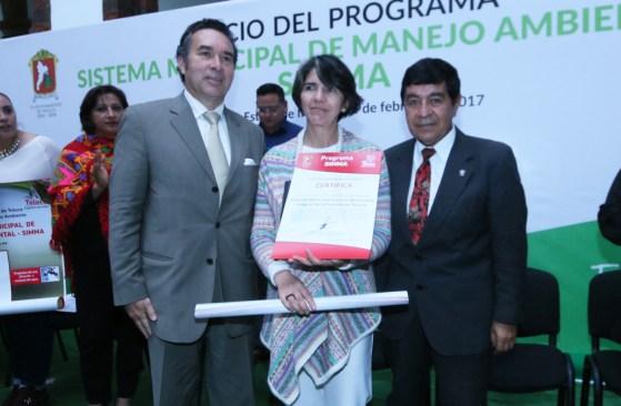 H. Ayuntamiento de Toluca a la vanguardia en materia ambiental