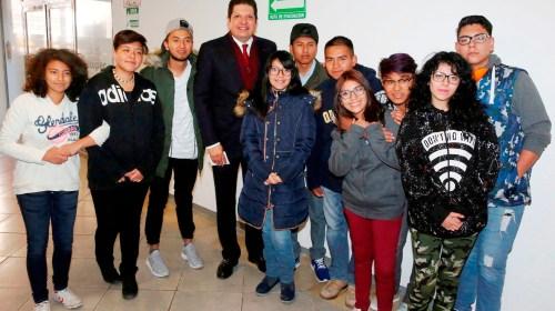 Continúa en Metepec los trabajos de Scholas Ciudadanía