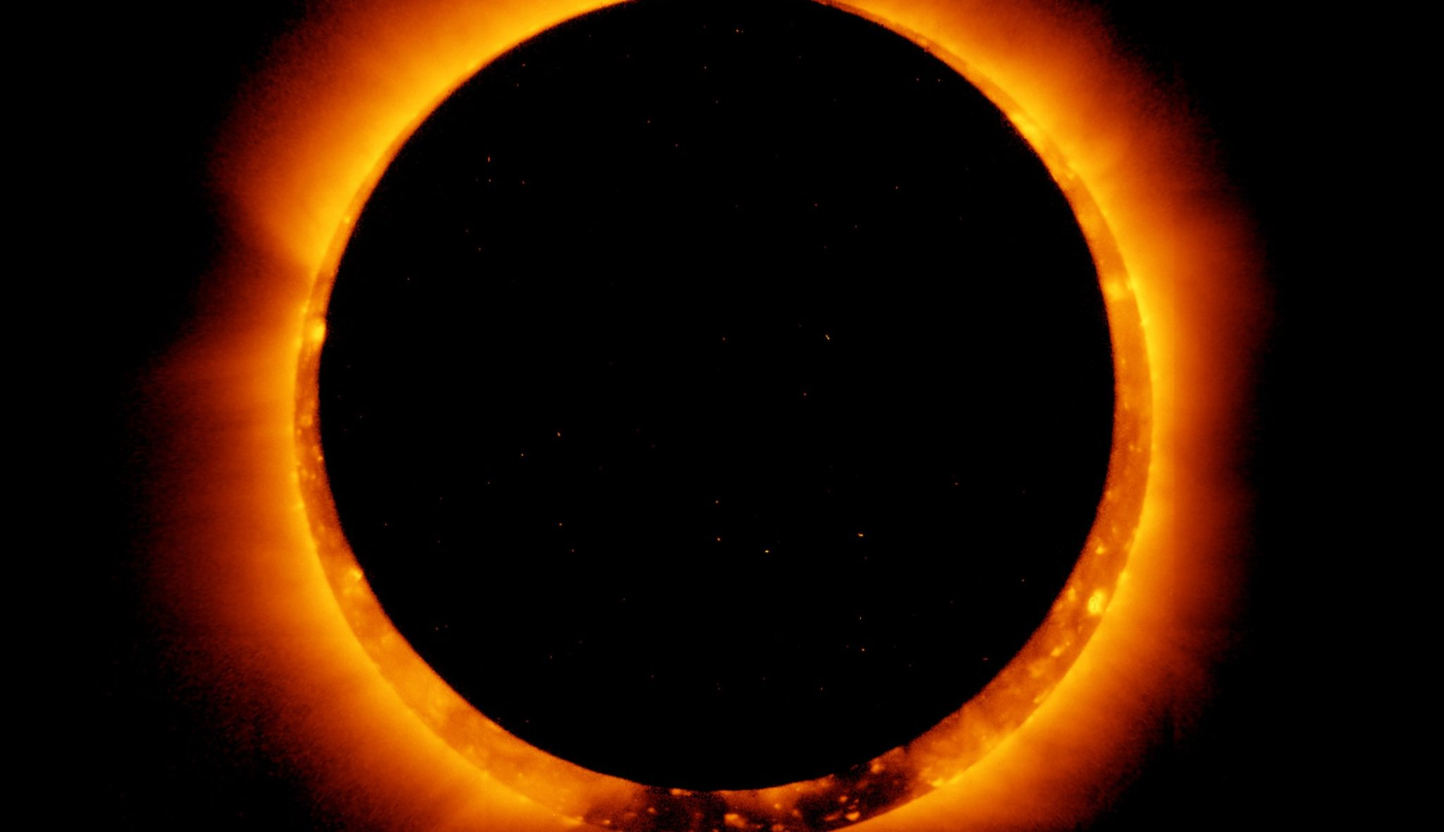 El próximo lunes habrá eclipse total de sol en Chile
