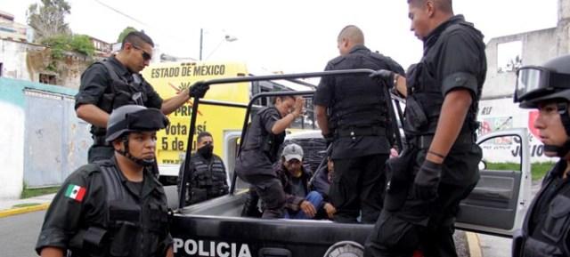 Detiene Policía de Toluca ladrones de casa habitación en El Seminario