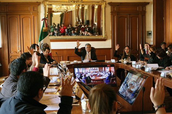 Respalda Fernando Zamora llamado del presidente Peña Nieto a la unidad nacional