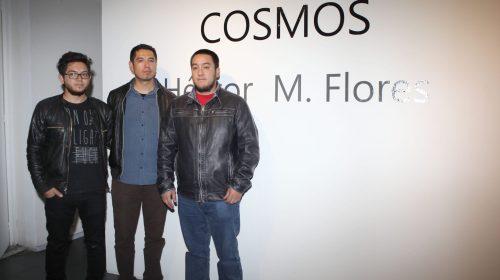 """Exhibe MULF de UAEM """"Cosmos"""""""