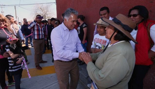 La fuerza principal de Toluca, la voluntad de sus mujeres y hombres: Fernando Zamora Morales