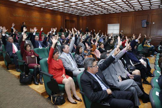Inició proceso de Elección de Rector para el Periodo 2017-2021 en UAEM