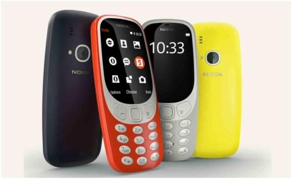 Nokia relanza su 3310