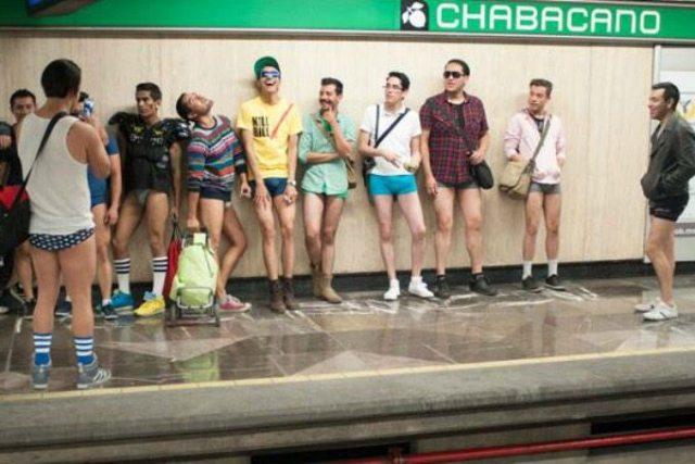 Convocan a otra edición del flashmoob en el Metro