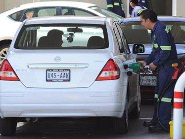 Se espera fluctuación de 3 centavos en precios de gasolinas