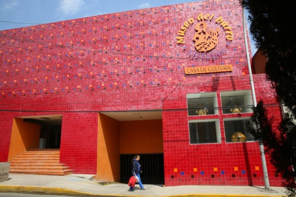 """Llegará a la escalinata del calvario """"Mercado de Arte"""""""