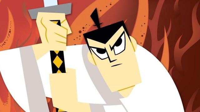 Samurai Jack esta de vuelta aqui tenemos el Trailer