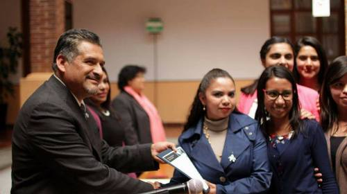 Reconocen el talento y vocación de servicio de 75 Jóvenes Legisladores