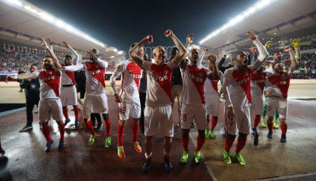 Mónaco venció 3-1 al Manchester City