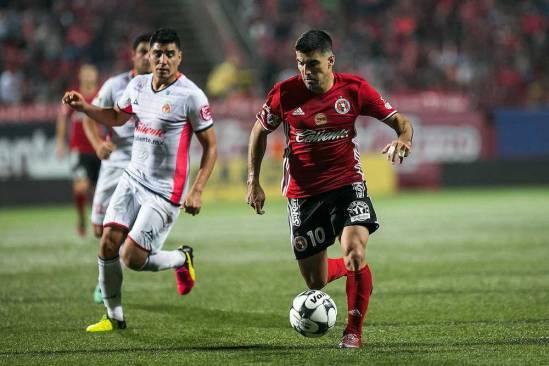 Morelia vence a Xolos y pasa a semifinales de Copa MX