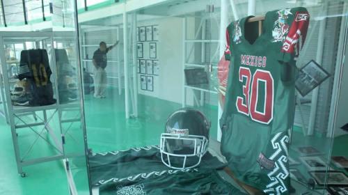 Inauguran en el Estado de México el salón de la fama del futbol americano de México