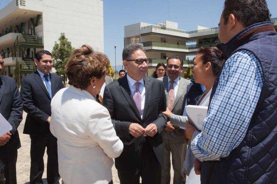 Propone Barrera Baca mayor acercamiento con sector productivo para fortalecer investigación
