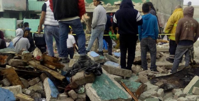 Nombres de los muertos y lesionados por nueva explosión en Tultepec