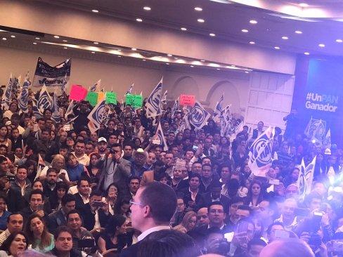 Estado de México prioridad nacional para el PAN: Anaya