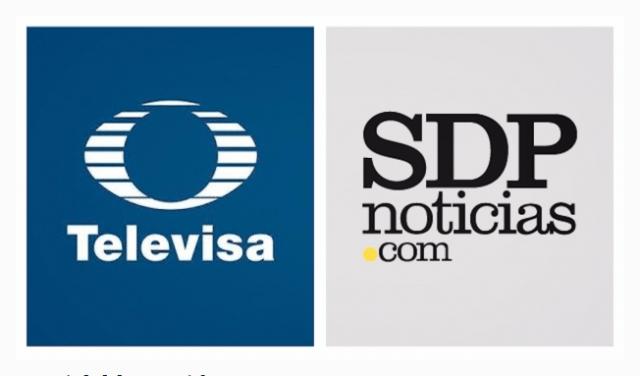 Televisa y SDP hacen alianza