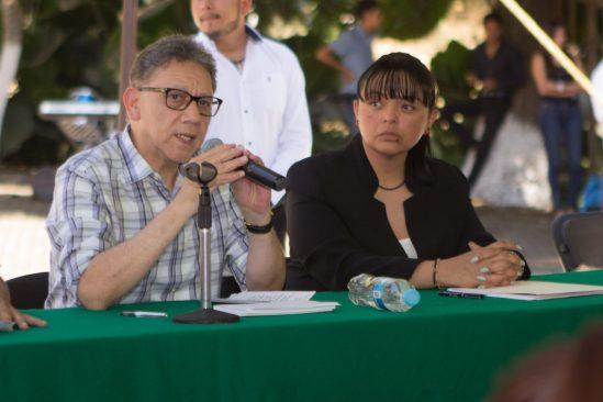 Alfredo Barrera fortalecerá acercamiento con espacios universitarios desconcentrados