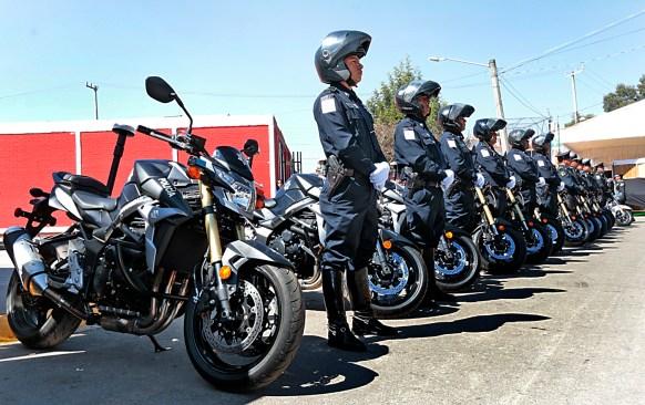 Estrena Toluca equipamiento para seguridad y servicios públicos