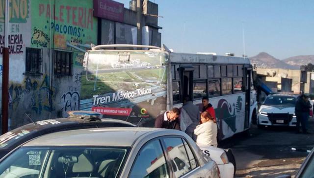Asaltantes matan a pasajero que intentó evitar robo en Ecatepec