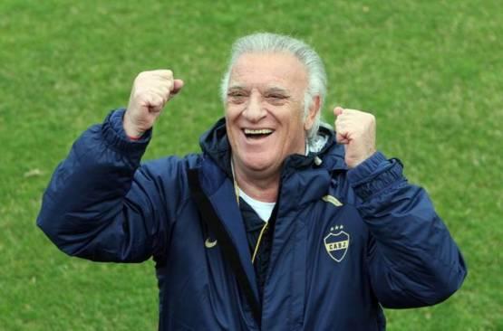 Internan a Alfio Coco tras sufrir un incidente vascular leve