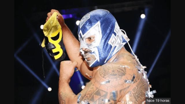 Diamante Azul destapa a Pierroth en la Arena México