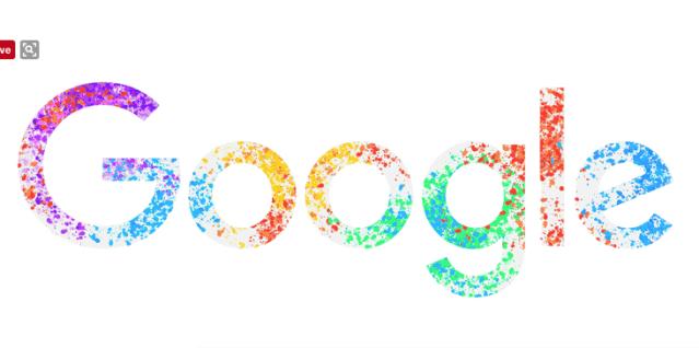 Google celebra el festival Holi con un colorido 'doodle'
