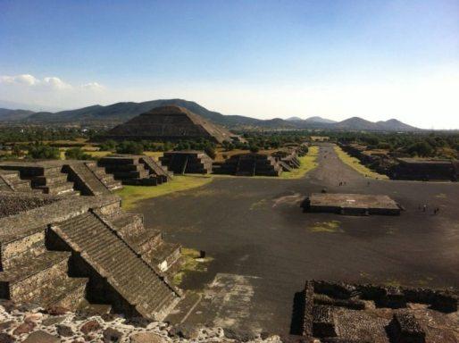 App muestra la historia y cultura de Teotihuacán