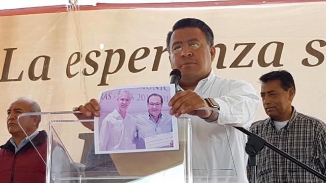 Morena respetó topes de precampaña en Edomex dice Horacio Duarte