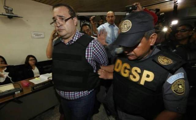 Estuve desde hace 6 meses en Guatemala: Duarte