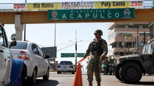 Comandante de la policia  ministerial de Acapulco es asesinado