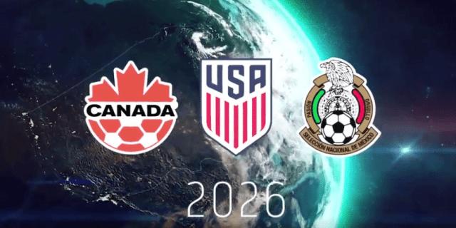 México, Canadá y EE.UU. presentan candidatura para ser sede del Mundial 2026