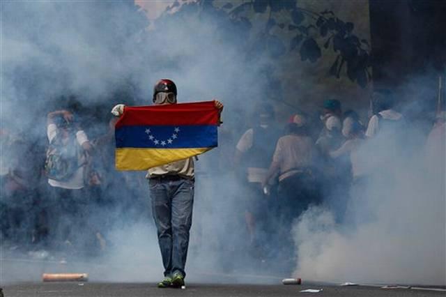 ¡VENEZUELA la dictadura de los 18 años!
