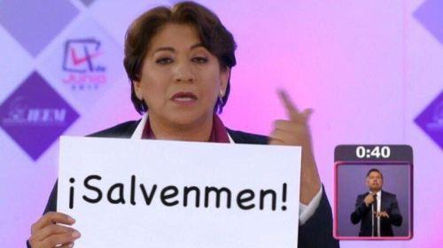 Los mejores memes del debate a gubernatura del Edomex
