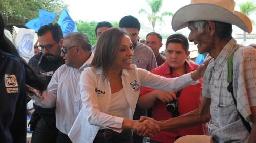 Llama Vázquez Mota a redoblar esfuerzos para derrotar al PRI