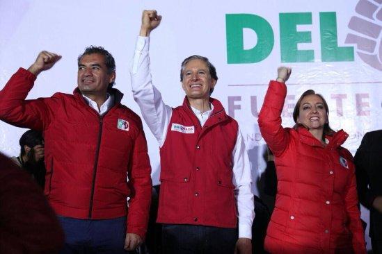 Alfredo Del Mazo, arrasa en la primera semana de encuestas de SéUnoNoticias